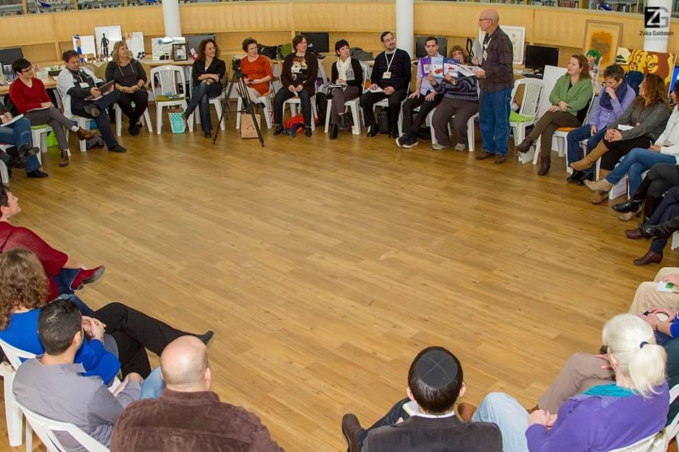 קהילה היא כח כלכלי - מפגש מעגל נטוורקינג עסקי - 'עסקים עושים עסקים'. צילום: צביקה גולדשטיין