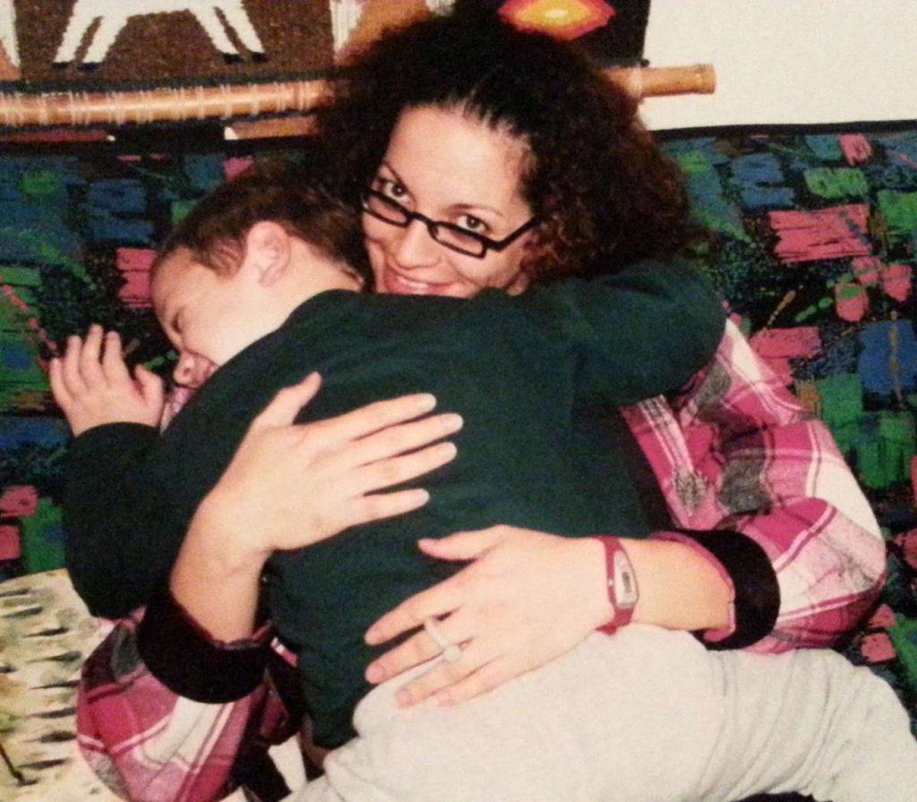 חודשיים יחד - אני והבן של פיני - כך הכרנו