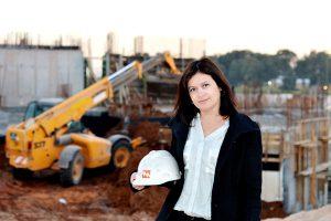 מאיה שולמן, מהנדסת אזור נתניה בחברת החשמל