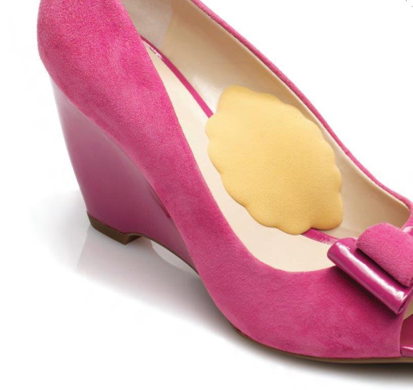 1לנעליים רפידות FOOT PETALS מחיר לצרכן 29.90 ש