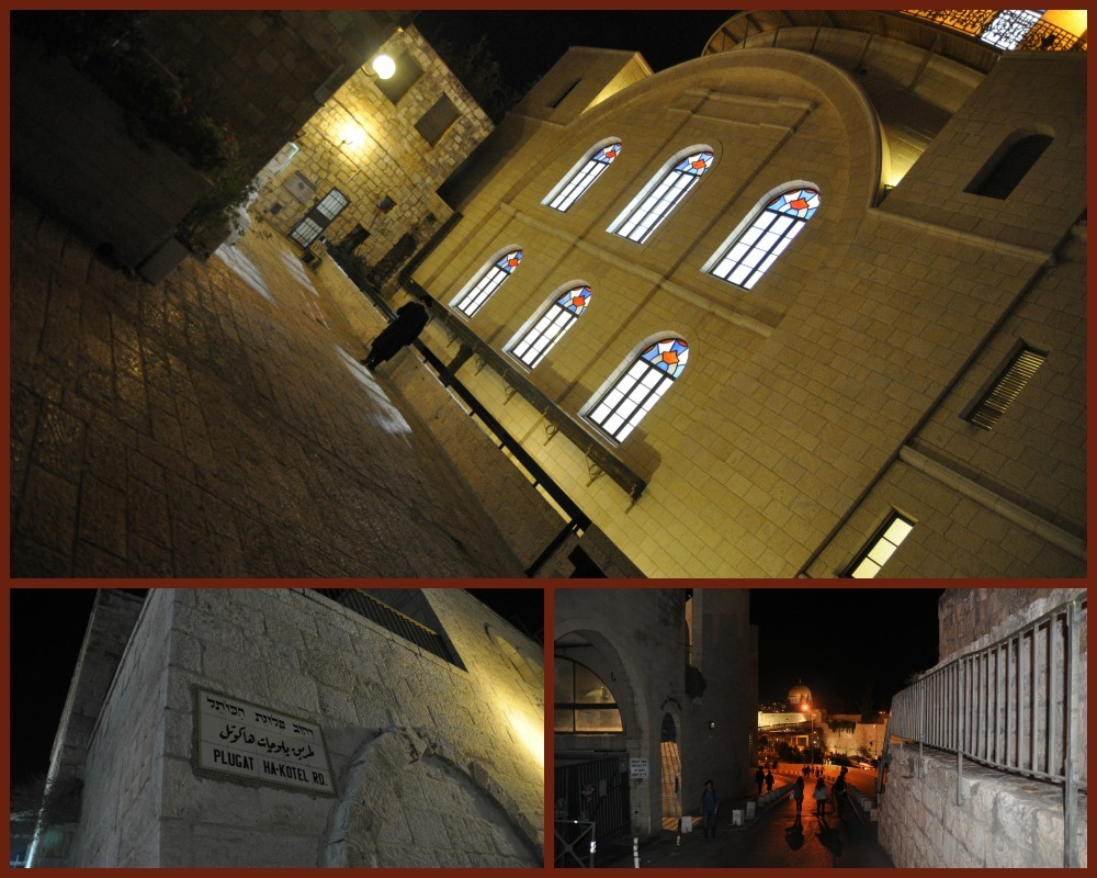 jerusalem streets