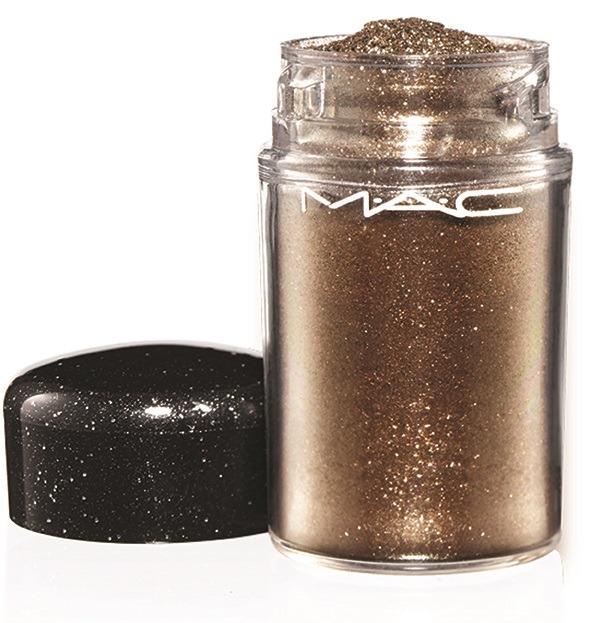 MAC 121שח HEIRLOOM MIX-GLITTER-Reflects Antique Gold-72