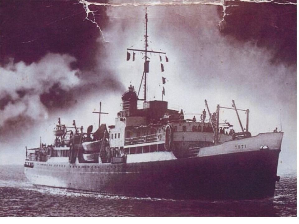 1.9.1947 האונייה טטי - חת'כת היסטוריה, המשפחה שלי