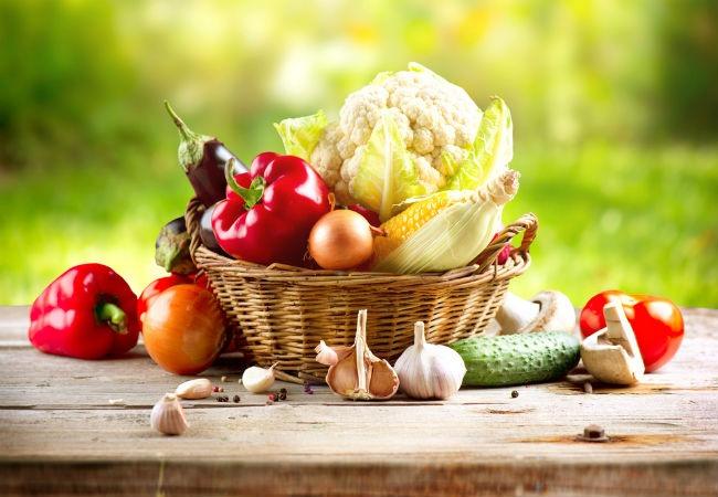 ירקות חשובים מאוד לדיאטה מאוזנת (צילום: שאטרסטוק)