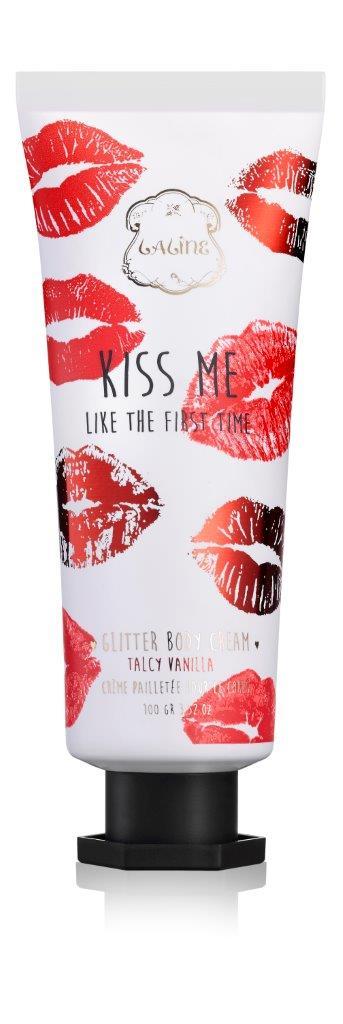 ללין משיקה סדרת KISS ME צילום מוטי פישביין Laline (6) מחיר קרם גוף מנצנץ 44.90שח