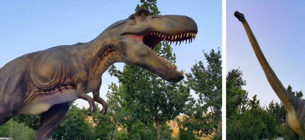 ממלכת הדינוזאורים - שני שליטים