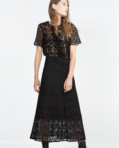 trends lace