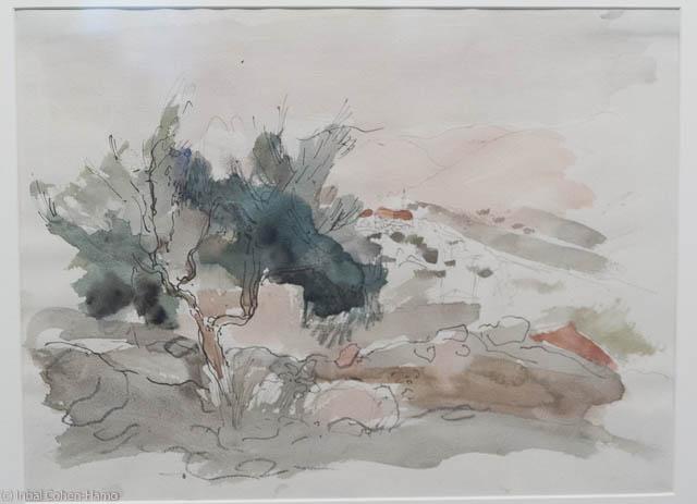 ציור של אנה טיכו