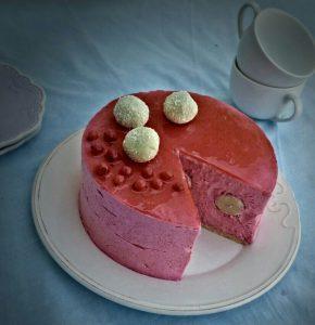 עוגת פטל4