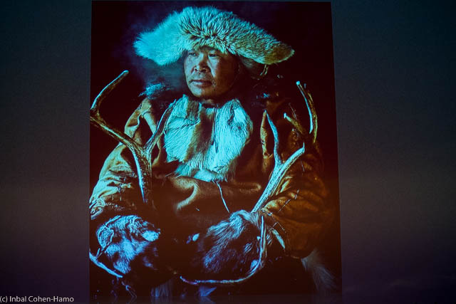 גי'מי נלסון: גבר צ'וצקי בערבות סיביר.