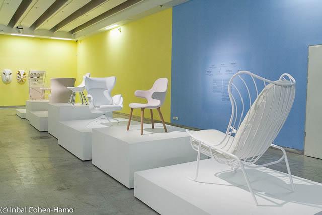 הרהורים על עיצוב כסא - כסאות שעצב חיון בהשראת נבל ועוד.