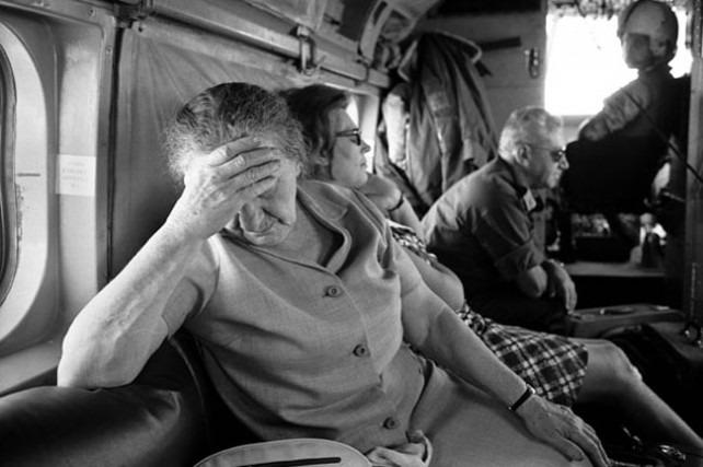 מיכה ברעם, אחד מצילומיו האיקוניים - גולדה מאיר, 1970.