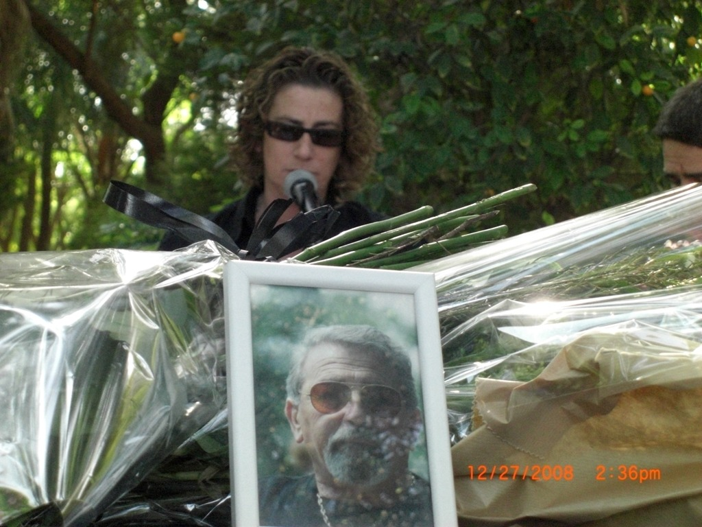 תמונות לוויה של סבא 075