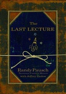 ההרצאה האחרונה - רנדי פאוש