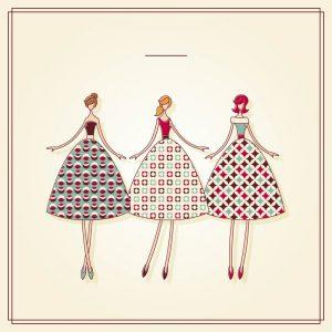 תוכנה להכנת של שמלות לעיצוב אופנה
