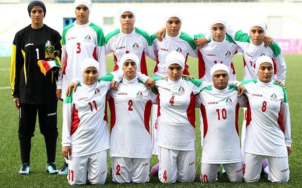 נבחרת איראן בכדורגל נשים