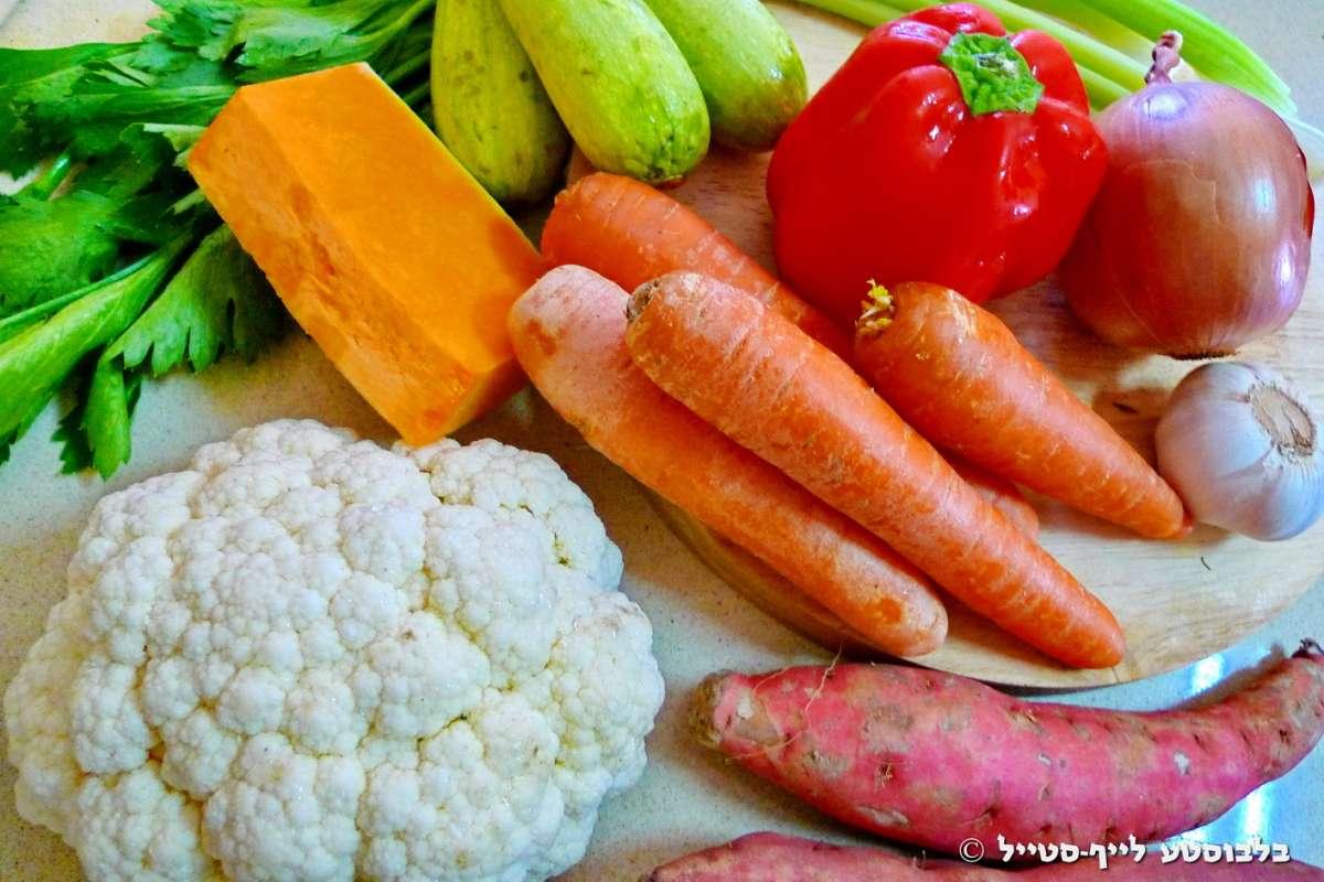 ירקות של חורף עדי קאופמן בלבוסטע לייף סטייל בלבוסטע במטבח