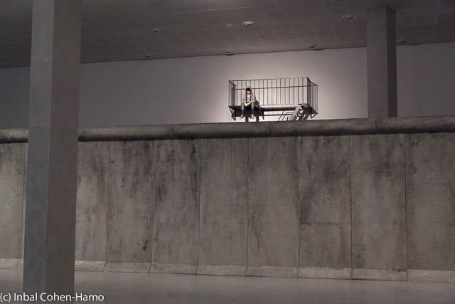 """אלמגרין ודראגסט, """"כל עוד זה נמשך"""". צילום: ענבל כהן חמו"""