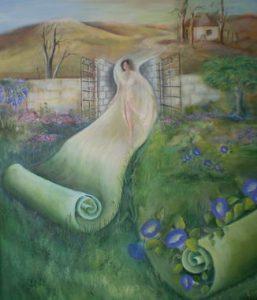 ציור של מזל לספר שלי 5