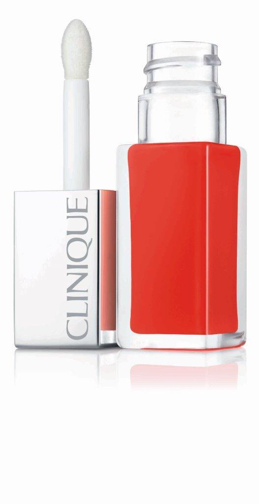 שפתון של קליניק מסדרת LipPop Lacqer בגוון Happypop145שח