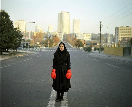נוואשה טאוואקולין, איראן ללא כותרת מהסדרה ״הקשב״, טהראן 2010