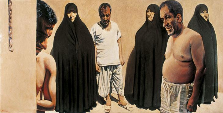 אחמד מורשדלו, איראן ללא כותרת, 2008