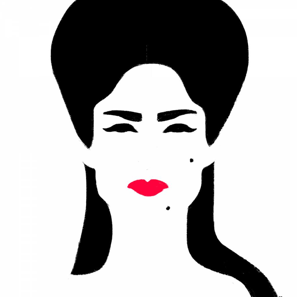 אוהבים אמנות. עושים איור. רונית, עמרי כהן מתוך התערוכה InYourFace, דב הוז (3)