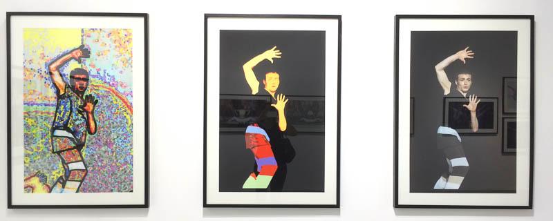 יצחק נופך מוזס - וריאציות צילום על ריקוד