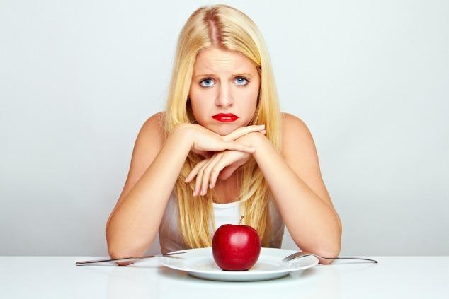 אשה דיאטה