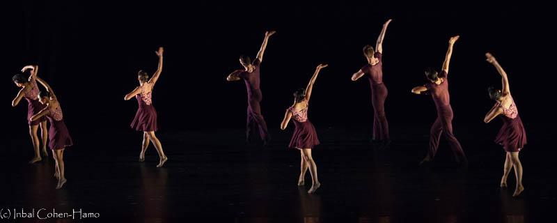 דנסון - ריקוד קצבי. צילום: ענבל כהן חמו