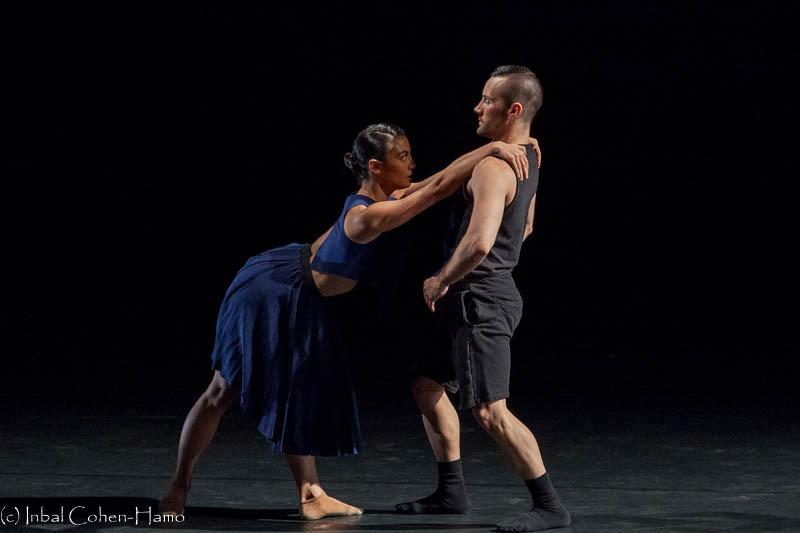 """""""הנשיקה"""" - בלט היספניקו. צילום: ענבל כהן חמו"""