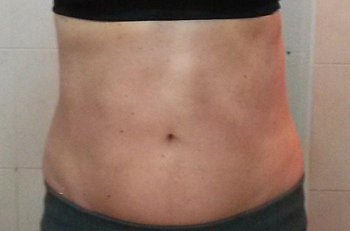 | ככה נראית הבטן שלי | אני מתחילה להיות מרוצה | חן סיון Chen Sivan