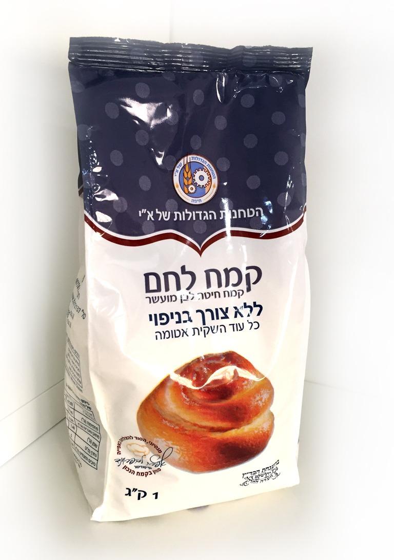 קמח לחם ללא ניפוי