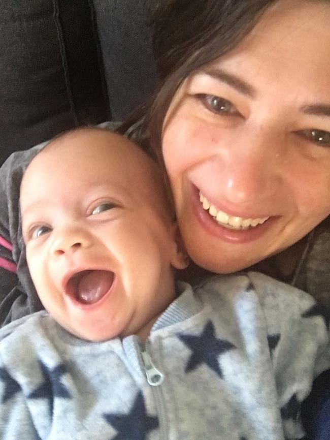 הדס עם בן, מאושרים יחד (צילום: הדס פלס)