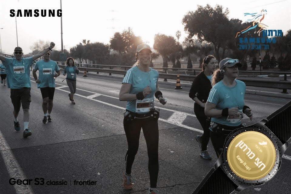 חצי מרתון תל אביב