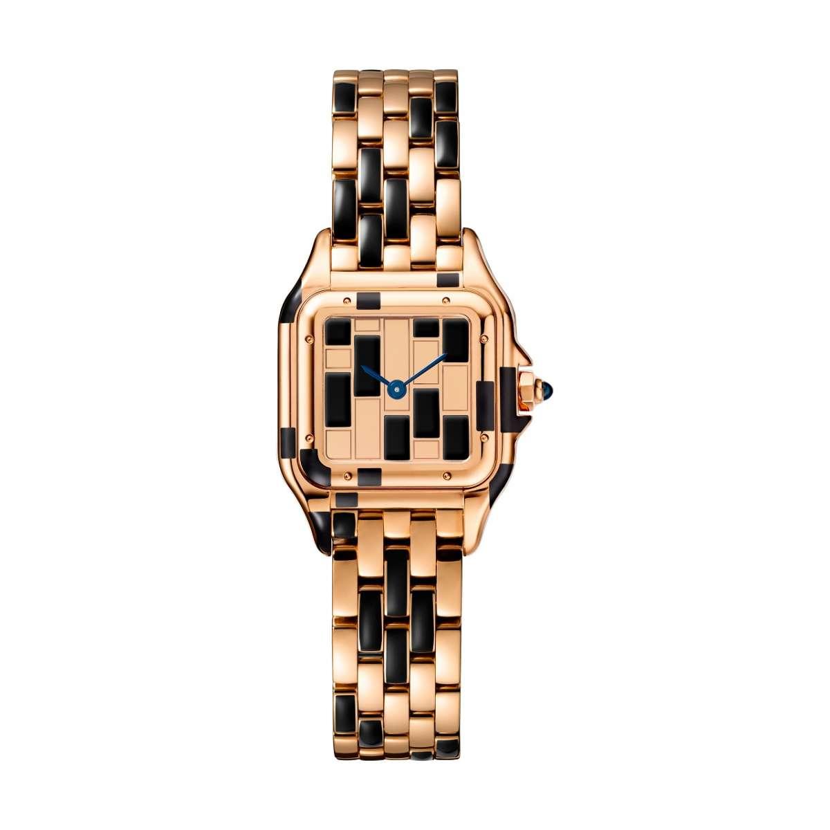 קרטייה לפדני שעון נשים מדגם פנטר panthere 22,000 שח צילום חול (2)