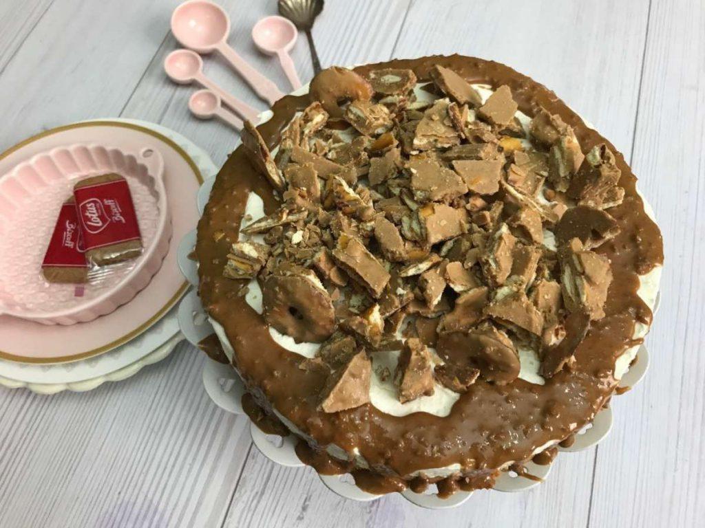 עוגת לוטוס ובייגלה - 1