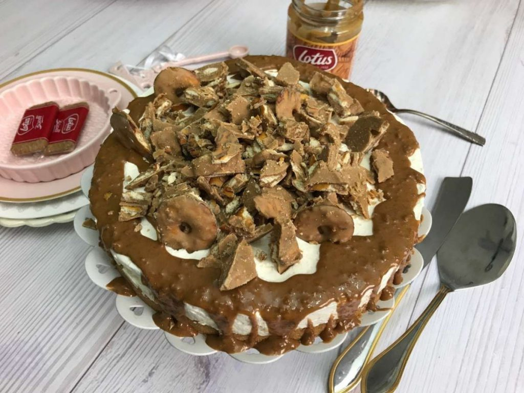 עוגת לוטוס ובייגלה - 5