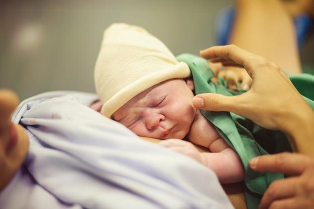 מרגע הלידה ועד השעות הקטנות של הלילה (צילום: שאטרסטוק)