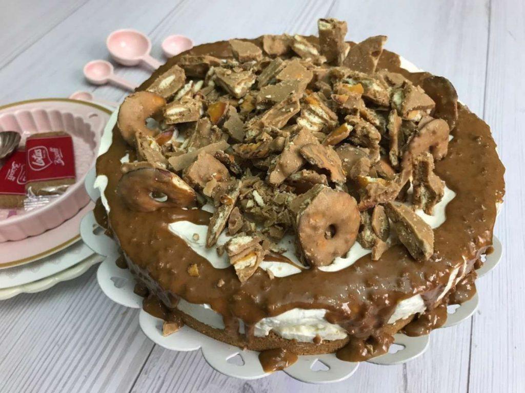 עוגת לוטוס ובייגלה - 4