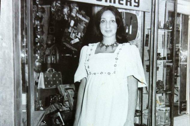 אימא של עינת גוטמן בימים הטובים (אלבום משפחתי)