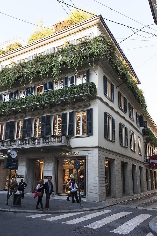 חנות דולצהגבאנה- מרובע הזהב, צילום יחצ סולו איטליה