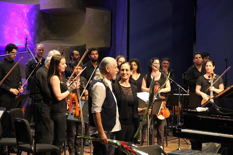 israeli chamber orchestra