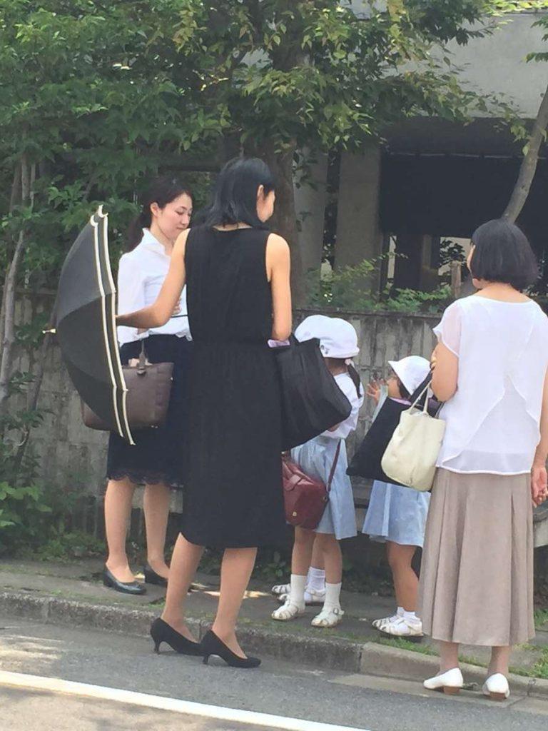 אימהות יפניות