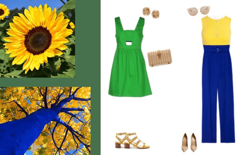 עץ ופרח