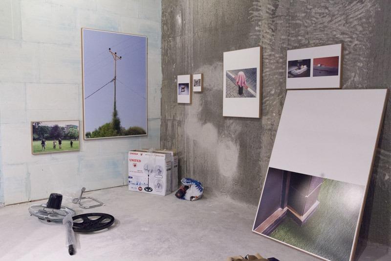 """דורון עובד, """"The Untitled Album"""". צילום הצבה: ענבל כהן חמו"""