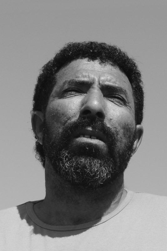 איברהים ג'האלין. צילום: גוני ריסקין