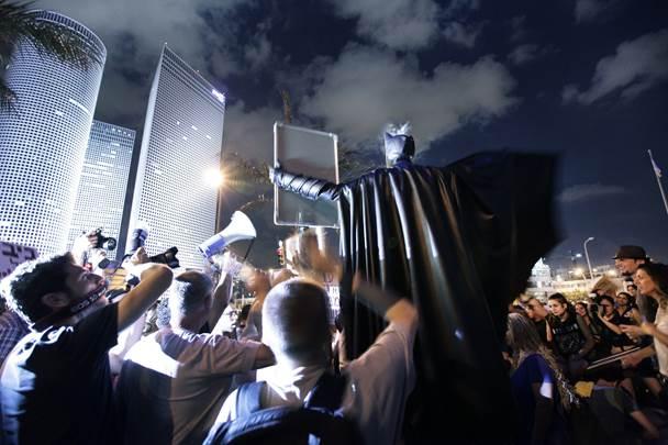 האביר האפל, צילום: אלדד רפאלי