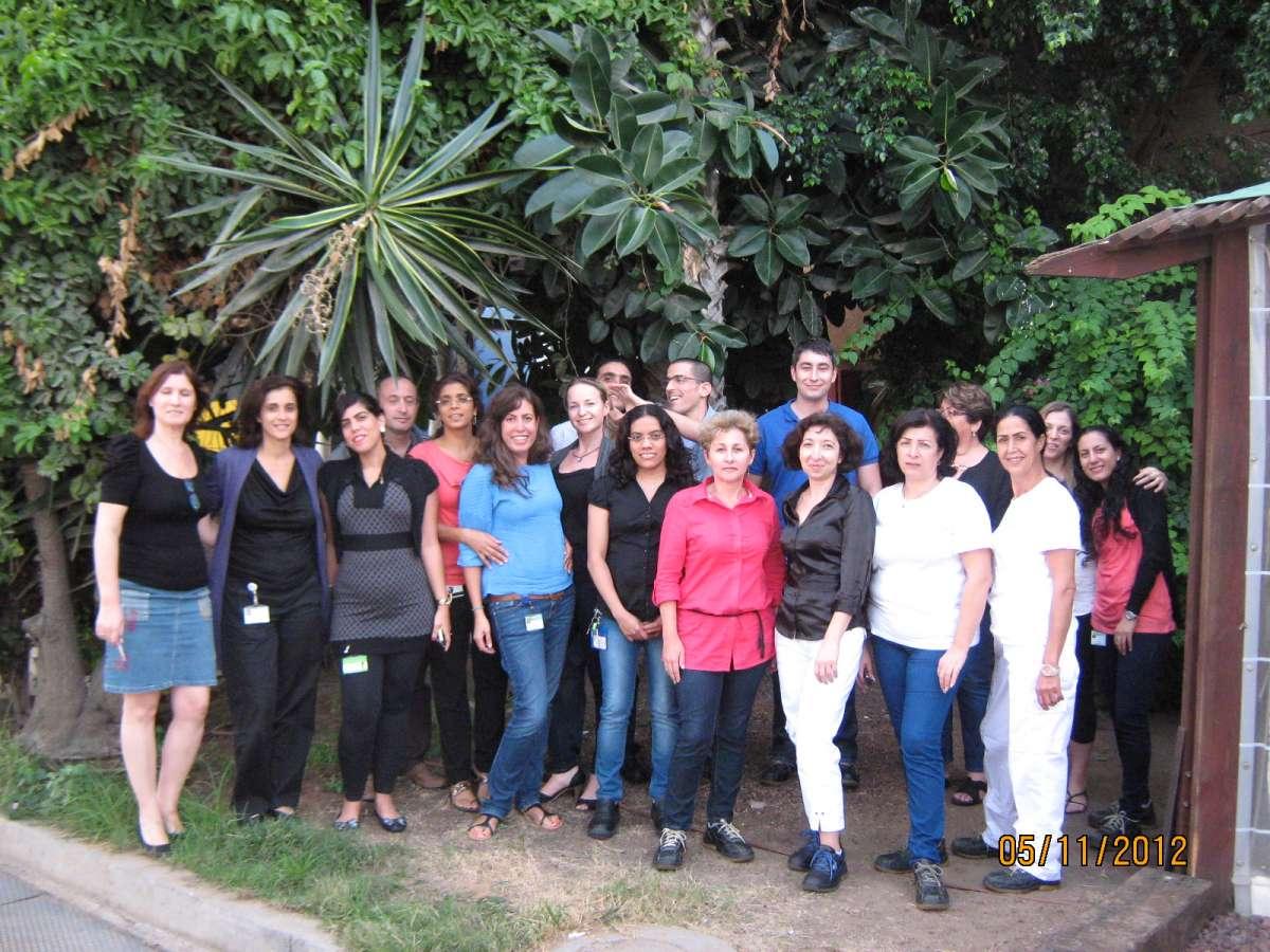 מחלקת הבטחת איכות טבע אשדוד, נובמבר 2012