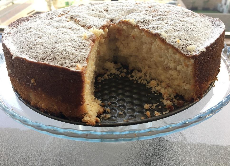 עוגת שקדים מלכותית 18